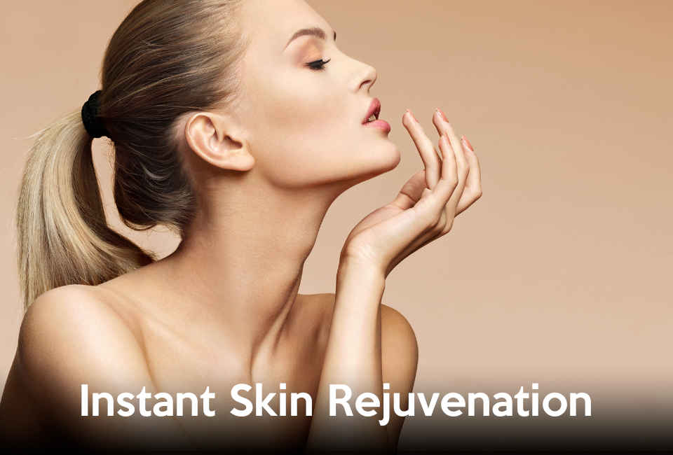 Instant Skin Rejuvenation