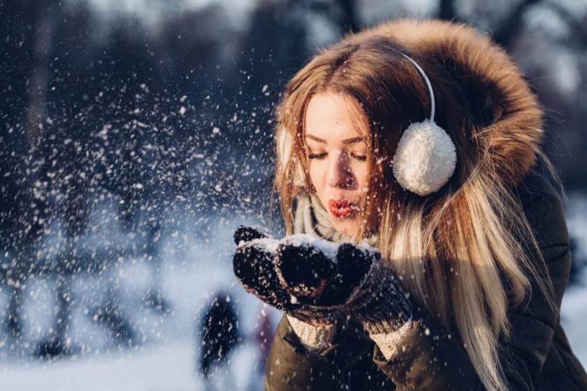 Skin & Hair Care for Winters
