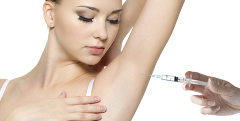 Botox - Excessive Underarm Sweating